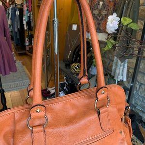 Scarleton Los Angeles Bags - Scarleton Los Angeles Vegan Satchel